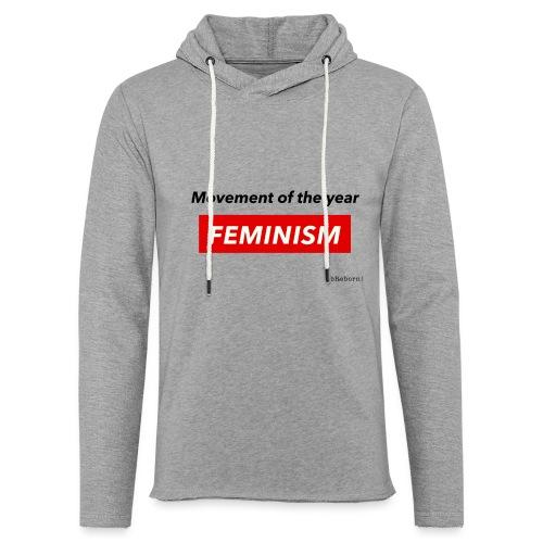Feminism - Light Unisex Sweatshirt Hoodie