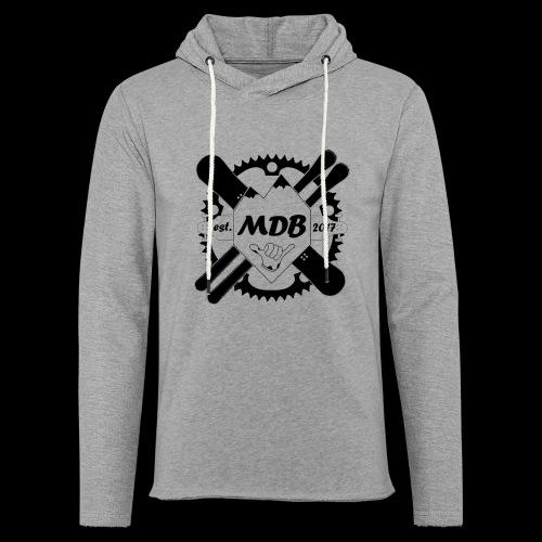 Madabe Logo Shirt - Leichtes Kapuzensweatshirt Unisex