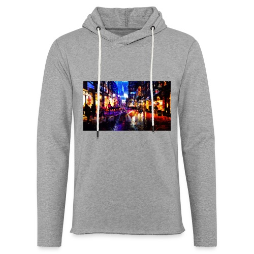 Flip Side Photography Amsterdam - Light Unisex Sweatshirt Hoodie