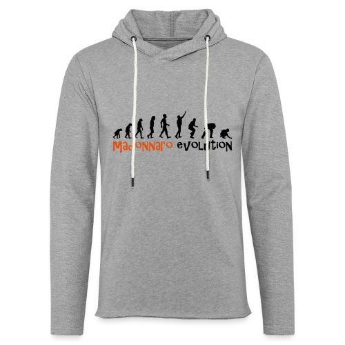 madonnaro evolution original - Light Unisex Sweatshirt Hoodie