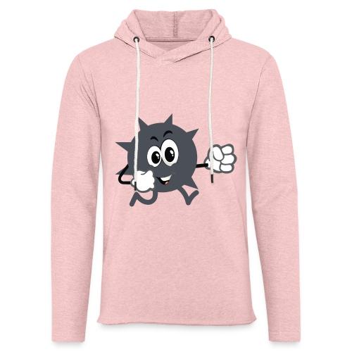 Logo démineur - Sweat-shirt à capuche léger unisexe