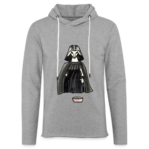 Darth Albert - Lätt luvtröja unisex