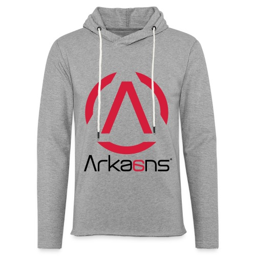 Arkaans Global - Sweat-shirt à capuche léger unisexe