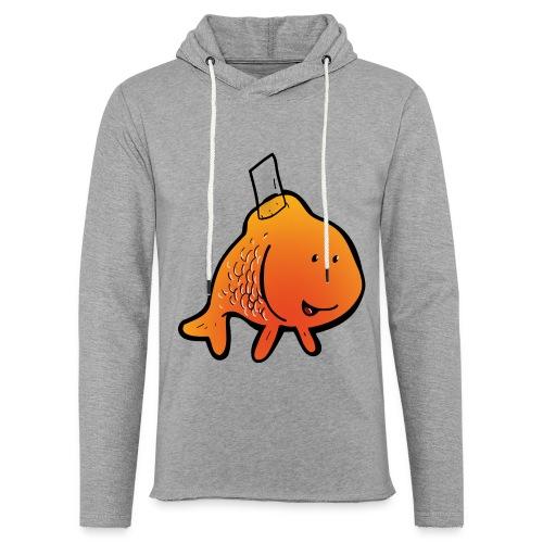 JOKE - Sweat-shirt à capuche léger unisexe