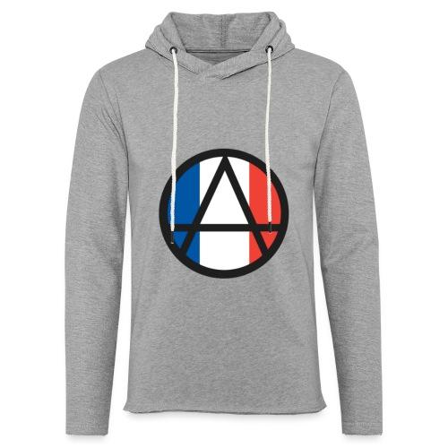 Logo ZELA France - Sweat-shirt à capuche léger unisexe