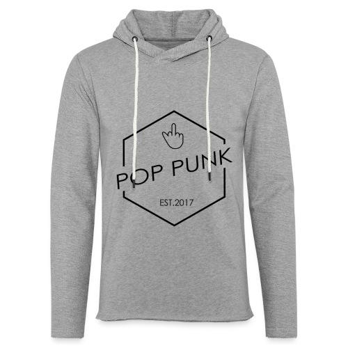 POP PUNK EST.2017 COLLECTION - Light Unisex Sweatshirt Hoodie
