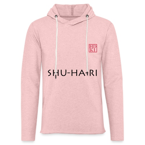 Shu-ha-ri HDKI - Light Unisex Sweatshirt Hoodie