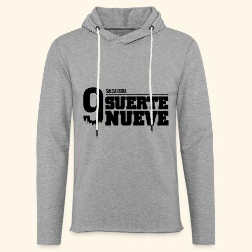 Logo Suerte - Sweat-shirt à capuche léger unisexe