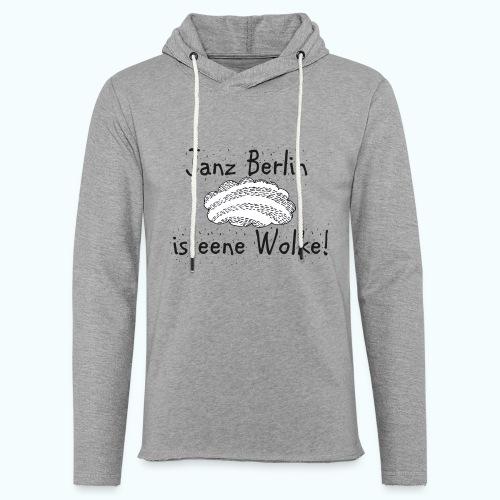 Berlin Fan - Light Unisex Sweatshirt Hoodie
