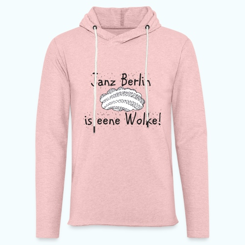 Berlin Fan - Light Unisex Sweatshirt Hoodie