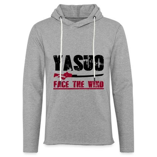 Yasuo Main - Leichtes Kapuzensweatshirt Unisex