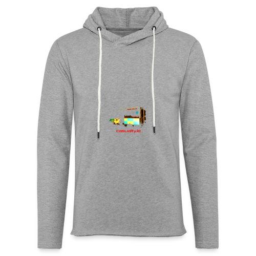maerch print ambulance - Light Unisex Sweatshirt Hoodie
