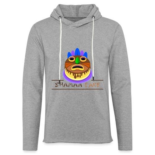 Shaman Cake Official - Felpa con cappuccio leggera unisex