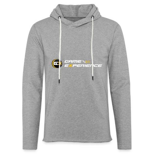 Maglietta Game-eXperience - Felpa con cappuccio leggera unisex