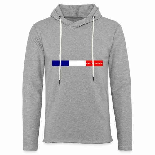 Made in France - Light Unisex Sweatshirt Hoodie