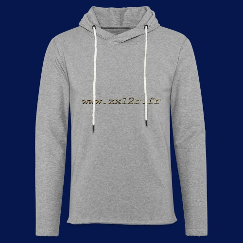 www zx12r fr OR - Sweat-shirt à capuche léger unisexe
