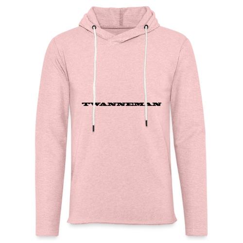 tmantxt - Lichte hoodie unisex