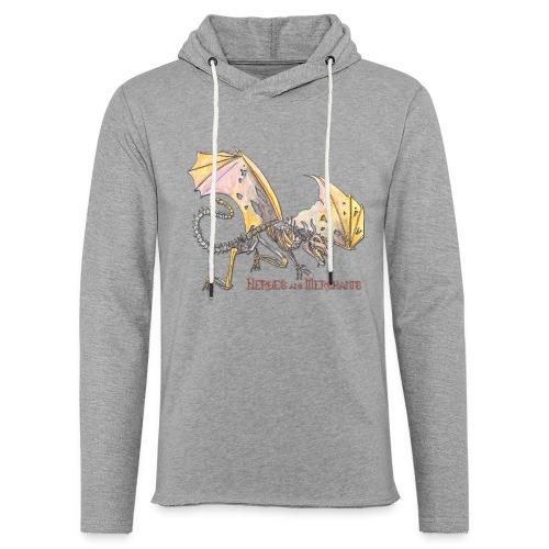 Bonedragon - Leichtes Kapuzensweatshirt Unisex