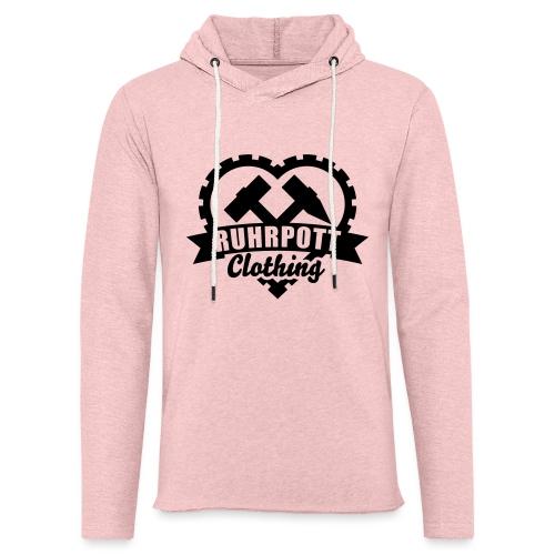 ruhrpott clothing 1c sw - Leichtes Kapuzensweatshirt Unisex