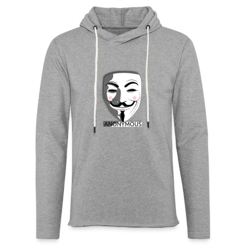 Anonymous - Light Unisex Sweatshirt Hoodie