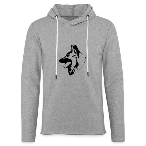 Tête Tervueren - Sweat-shirt à capuche léger unisexe
