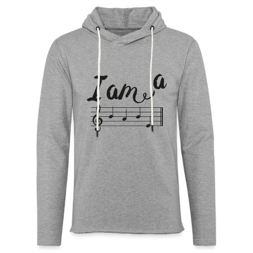 ImABabe - Lichte hoodie unisex