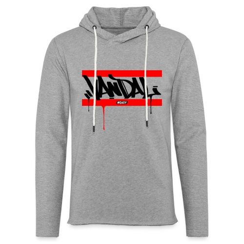 #EASY Graffiti Vandal T-Shirt - Felpa con cappuccio leggera unisex