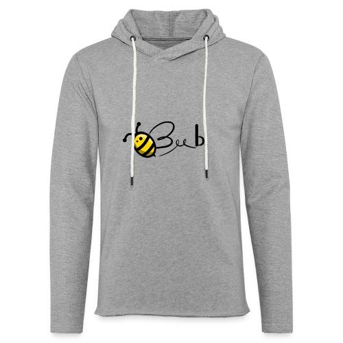 Bee b. Logo - Light Unisex Sweatshirt Hoodie