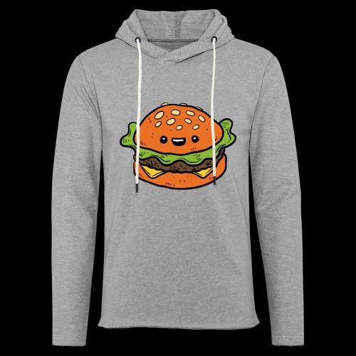 Star Burger - Lichte hoodie unisex