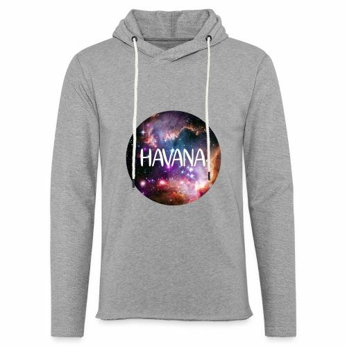 HavanaKosmos - Leichtes Kapuzensweatshirt Unisex