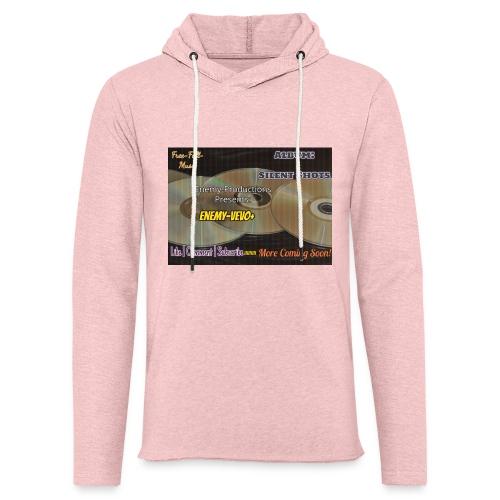 Enemy_Vevo_Picture - Light Unisex Sweatshirt Hoodie