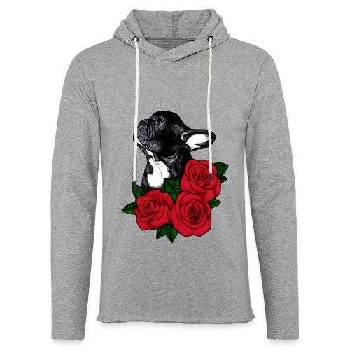 The French Bulldog Is So Famous - Light Unisex Sweatshirt Hoodie
