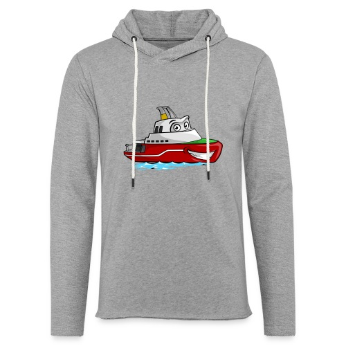Boaty McBoatface - Light Unisex Sweatshirt Hoodie