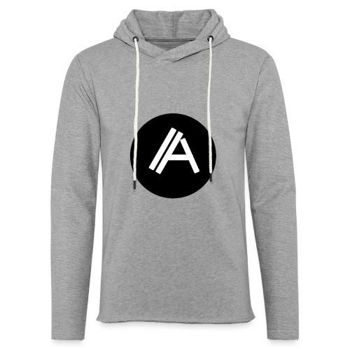 Logo Andyboy - Leichtes Kapuzensweatshirt Unisex