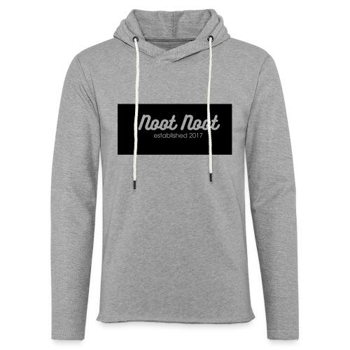 Noot Noot established 2017 - Light Unisex Sweatshirt Hoodie