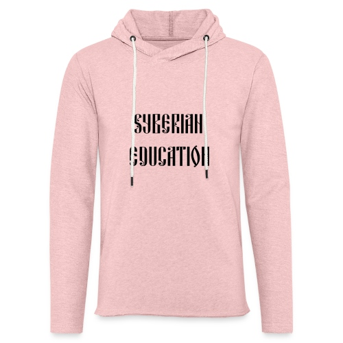 Russia Russland Syberian Education - Light Unisex Sweatshirt Hoodie
