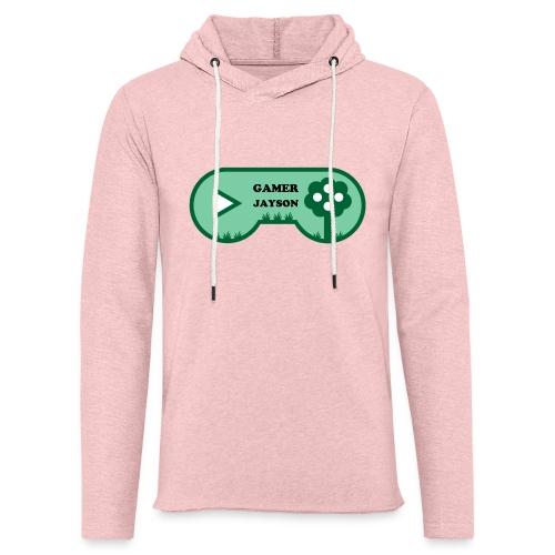 Joueur Jayson - Sweat-shirt à capuche léger unisexe