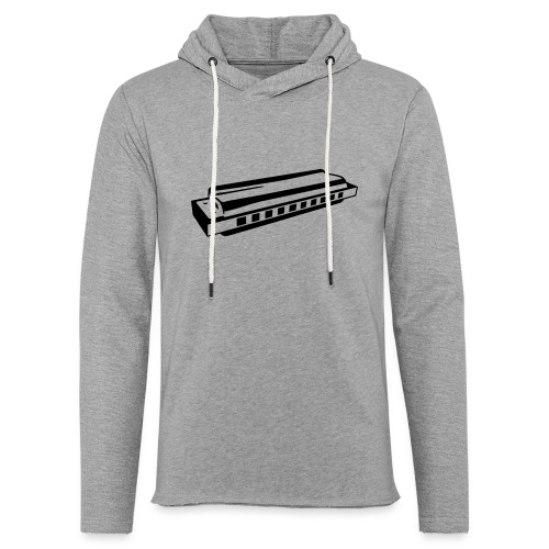 Harmonica - Light Unisex Sweatshirt Hoodie
