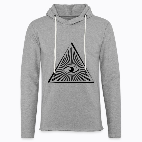 eye - Light Unisex Sweatshirt Hoodie