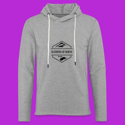 SoN Snapback - Light Unisex Sweatshirt Hoodie