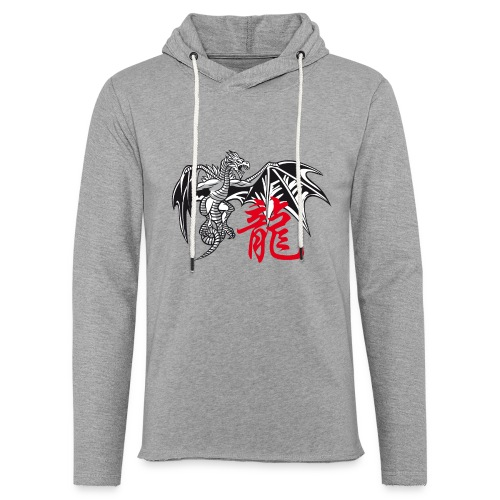 THE YEAR OF THE DRAGON ( - Light Unisex Sweatshirt Hoodie