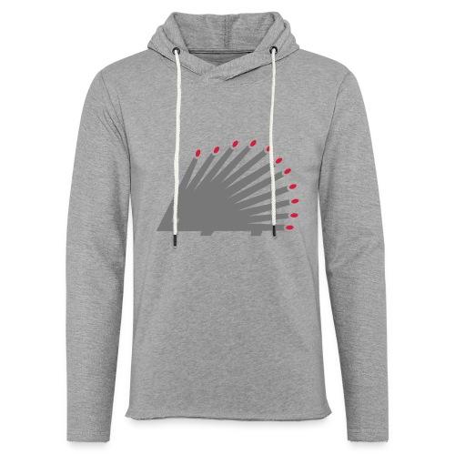 Hedgehog - Light Unisex Sweatshirt Hoodie