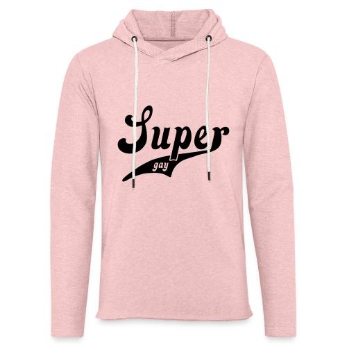 super_gay - Light Unisex Sweatshirt Hoodie