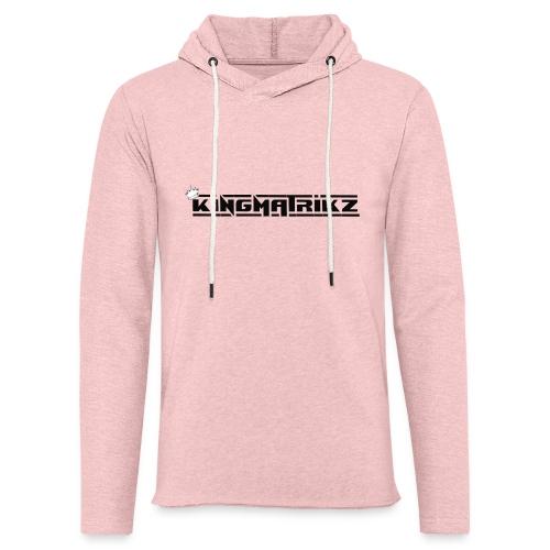 kingmatrikz mk2 - Let sweatshirt med hætte, unisex