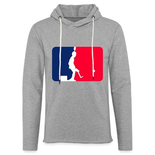 Major League Tipp-Kick Shirt - Leichtes Kapuzensweatshirt Unisex