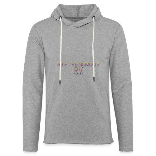 Rip Venomous White T-Shirt men - Lichte hoodie unisex