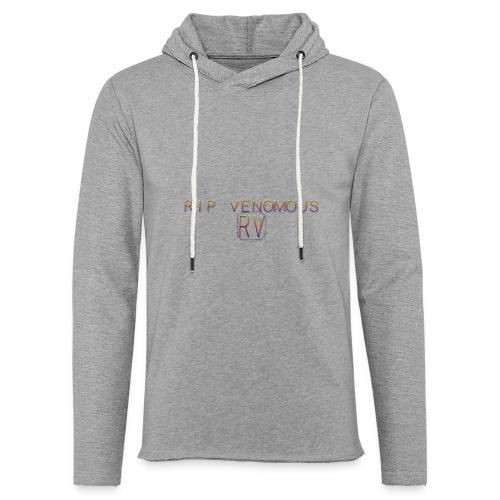Rip Venomous White T-Shirt woman - Lichte hoodie unisex