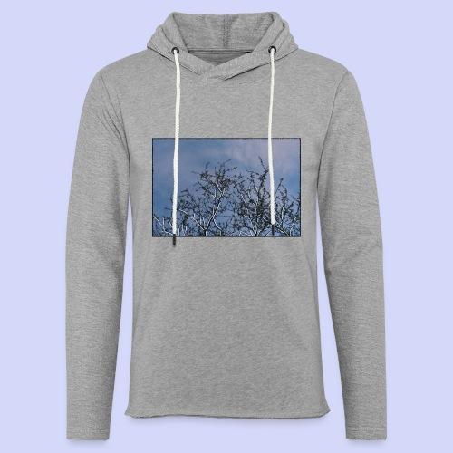 Summer times - Male shirt - Let sweatshirt med hætte, unisex
