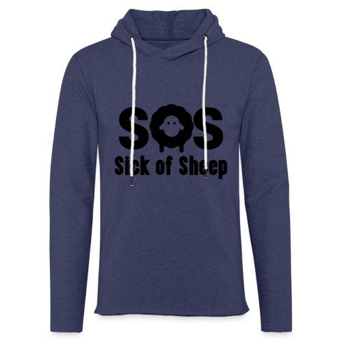 SOS - Light Unisex Sweatshirt Hoodie