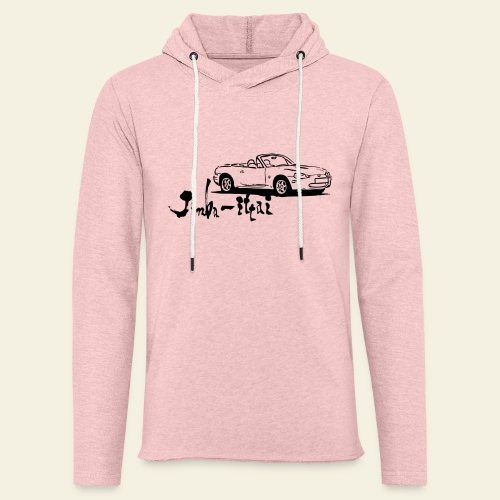 mx5 nb - Let sweatshirt med hætte, unisex